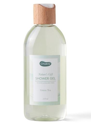 Chakra Parfüm Duş Jeli Yeşil